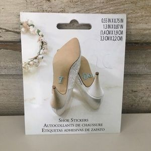 BNWT I DO - HEEL WEDDING BRIDE STICKERS